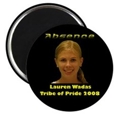 Lauren Wadas Magnet