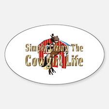 Gary Johnson For President Sticker (oval)