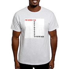 I'M A TEN T-Shirt