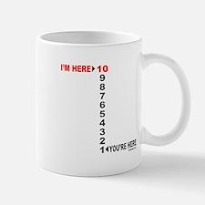 I'M A TEN Mug