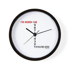 I'M A TEN Wall Clock