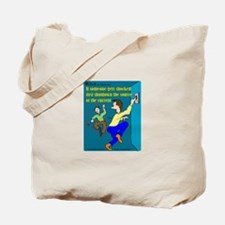 Electrical Safety Tote Bag