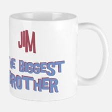 Jim - The Biggest Brother Mug