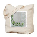 Blue/Turqoise Reusable Tote Bag