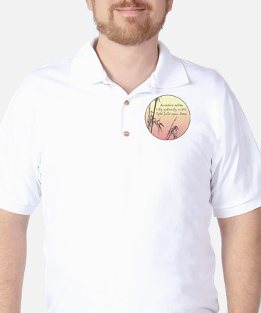 Genealogy Haiku Golf Shirt