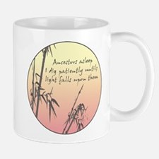 Genealogy Haiku Mug