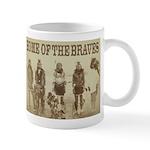 Home of the Braves Mug