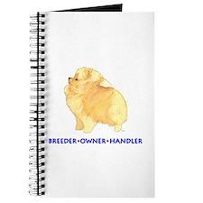 Breeder, Owner, Handler Journal