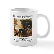 UU for Peace Mug