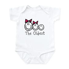Oldest of 3 (GGB) Infant Bodysuit