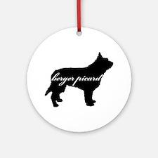 Berger Picard DESIGN Ornament (Round)