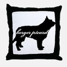Berger Picard DESIGN Throw Pillow
