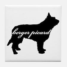 Berger Picard DESIGN Tile Coaster