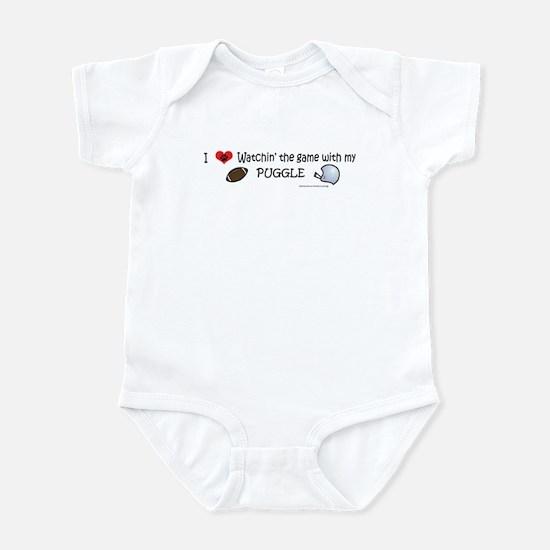 puggle Infant Bodysuit