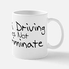 Drunk Driving Mug