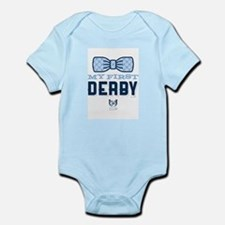 My First Kentucky Derby Infant Bodysuit