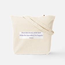 Purple Bacchus Tote Bag