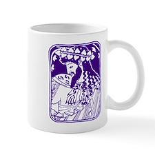 Purple Bacchus Mug