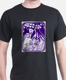 Purple Bacchus T-Shirt