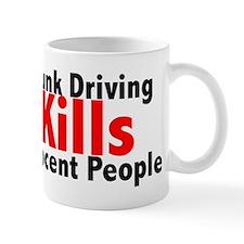 Drunk Driving Kills Mug