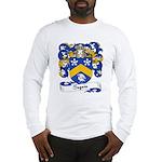 Seguin Family Crest Long Sleeve T-Shirt