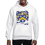 Seguin Family Crest Hooded Sweatshirt