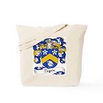 Seguin Family Crest Tote Bag