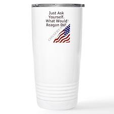Conservative Mantra Travel Mug