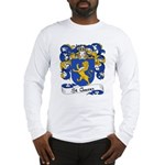 St. Amour Family Crest Long Sleeve T-Shirt