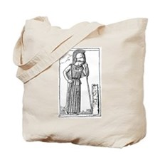CANE Mourning Athena Tote Bag