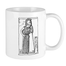 CANE Mourning Athena Small Mug