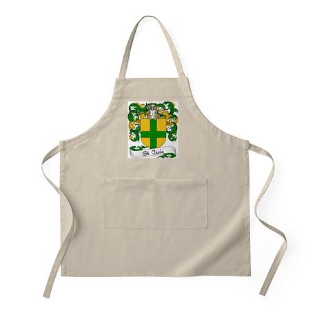 St. Croix Family Crest BBQ Apron