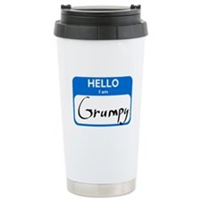 Grumpy Travel Mug