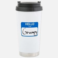 Grumpy Travel Mug