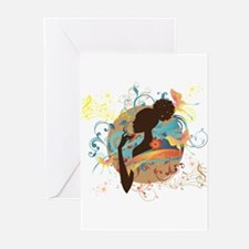 Musical Dream Greeting Cards (Pk of 10)