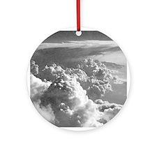 Clouds Ornament (Round)