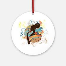 Musical Dream Ornament (Round)