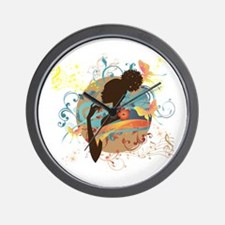 Musical Dream Wall Clock