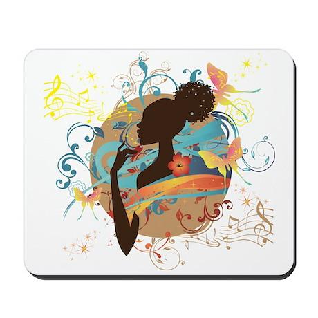 Musical Dream Mousepad