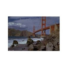Golden Gate from the Pacific Rectangle Magnet