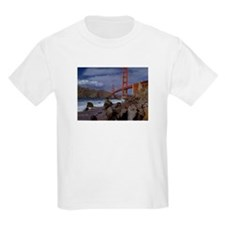 Golden Gate from the Pacific T-Shirt