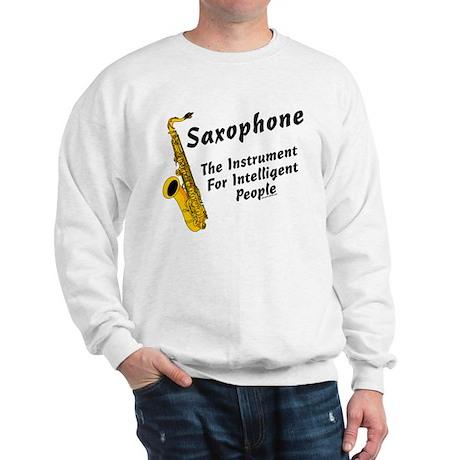 Sax Genius Sweatshirt