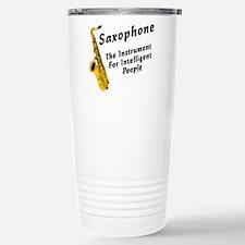 Sax Genius Travel Mug
