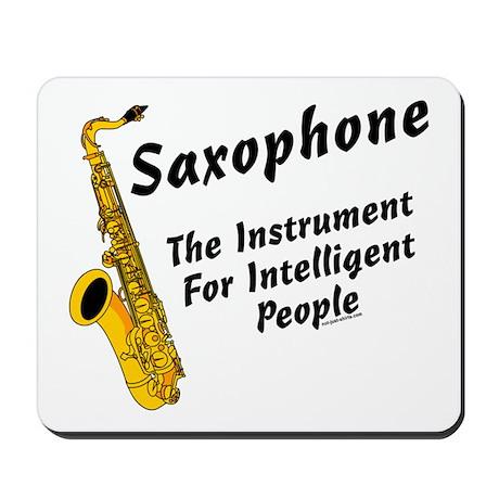 Sax Genius Mousepad