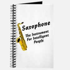 Sax Genius Journal