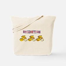 British Cycling Tote Bag