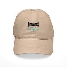 Unions Kicking Ass Baseball Cap