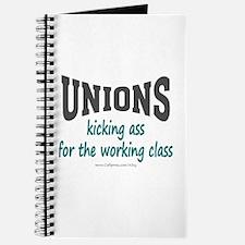 Unions Kicking Ass Journal
