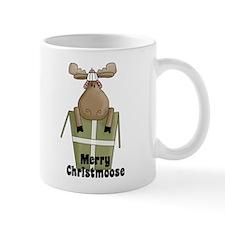 Christmoose Small Mugs