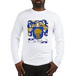 St. Paul Family Crest Long Sleeve T-Shirt